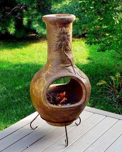 what is a chiminea