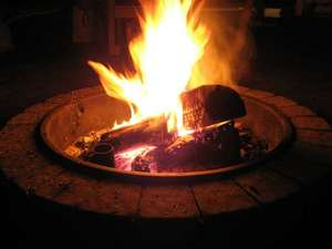 what is a fire pit
