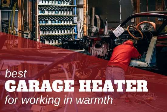 Best heating options for garage