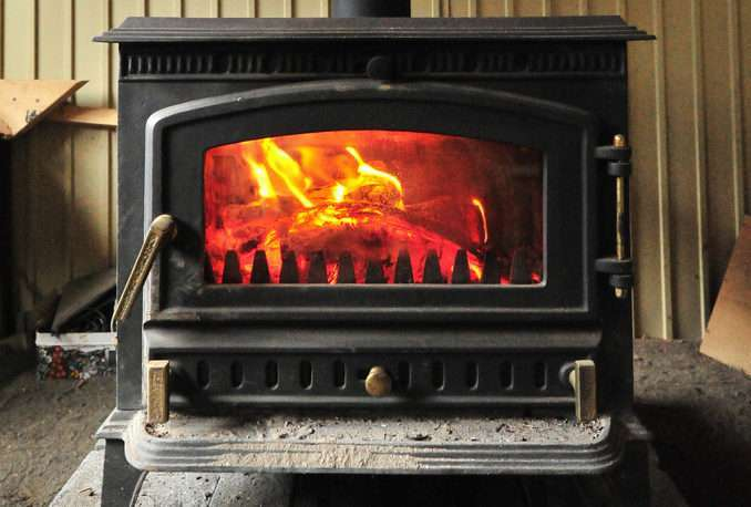 Wood Stove Polish Or Paint Which To Choose Heat And Hearth