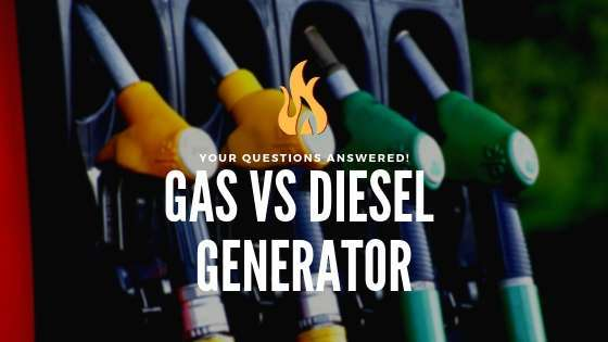Gas vs Diesel Generator – Which is Best?