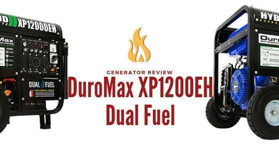 DuroMax XP1200EH Dual Fuel Generator Review