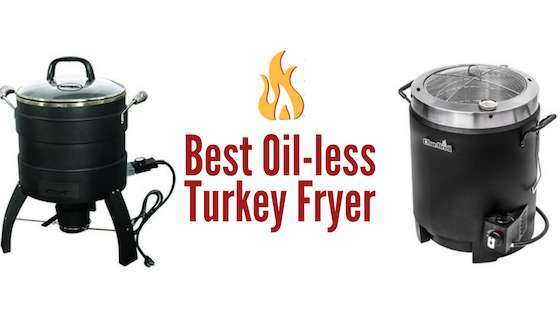 Best Oil Less Turkey Fryer