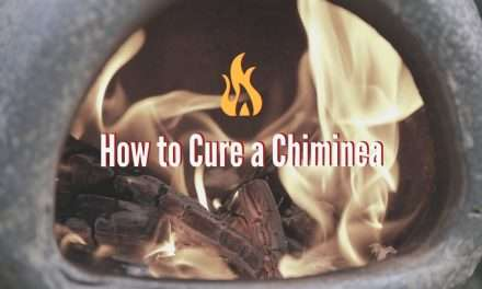 How to Cure a Chiminea