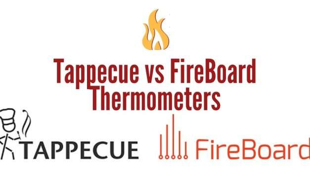 Tappecue vs FireBoard Meat Thermometers